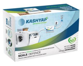 Kashyap-Scale-Defence-Water-Heater