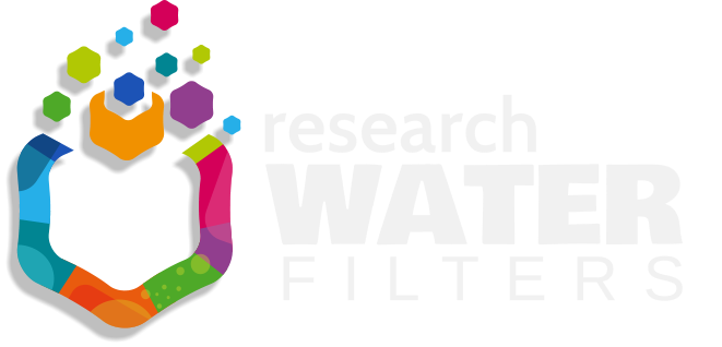 research water filters logo colorfull large
